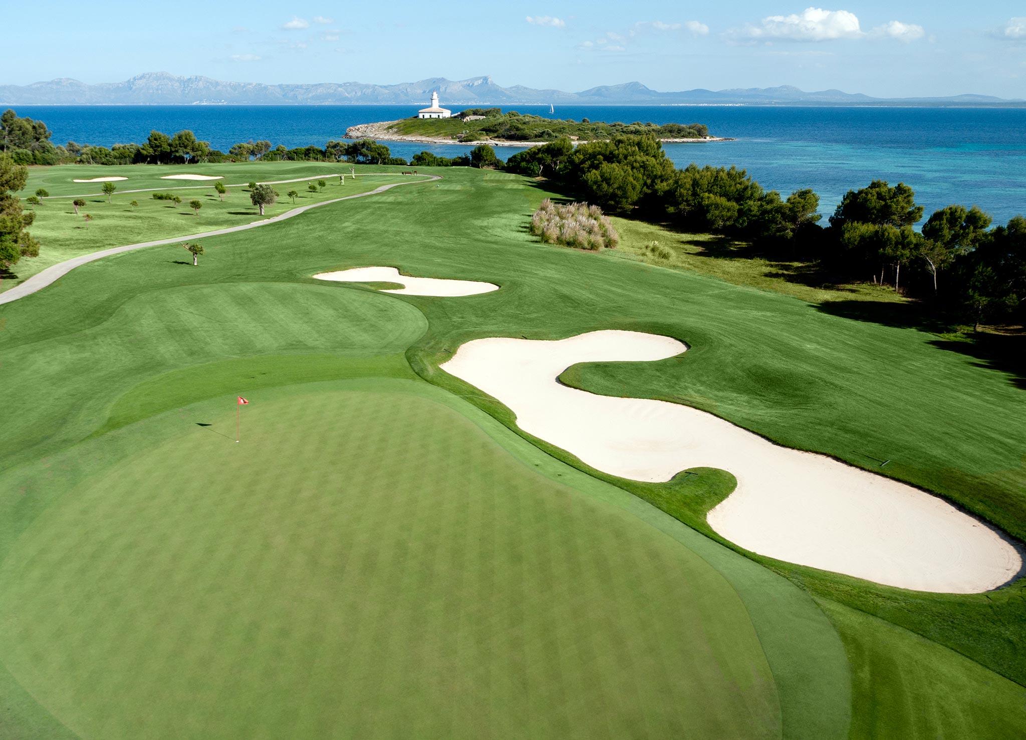 Golfbaan Alcanada